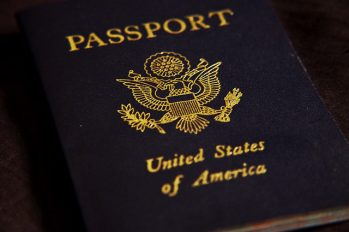 no us passport with unpaid taxes