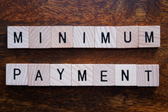 Estimated Tax: Minimum Payment